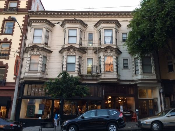 2127 Fillmore Street #8 - Studio Apartment in Pacific Heights