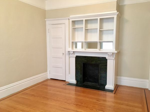 2127 Fillmore Street #3 - Charming 1Bd/1Ba with Hardwood Floor