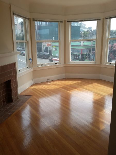 558 Irving Street - Top Floor, Newly Renovated Apartment