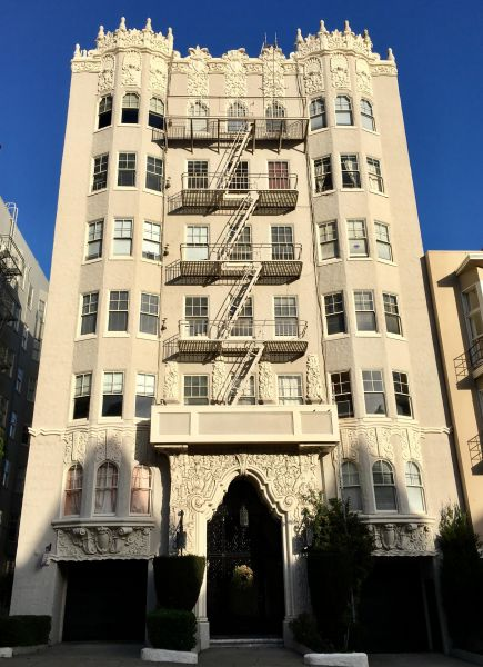 2070 Pacific Avenue #601 - Massive Pacific Heights One Bedroom with Views