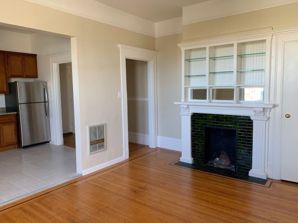 2127 Fillmore Street, #15 - Bright and Spacious One Bedroom Apartment