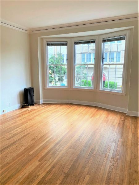 1835 Clay Street #101 - Charming Junior One Bedroom Apartment