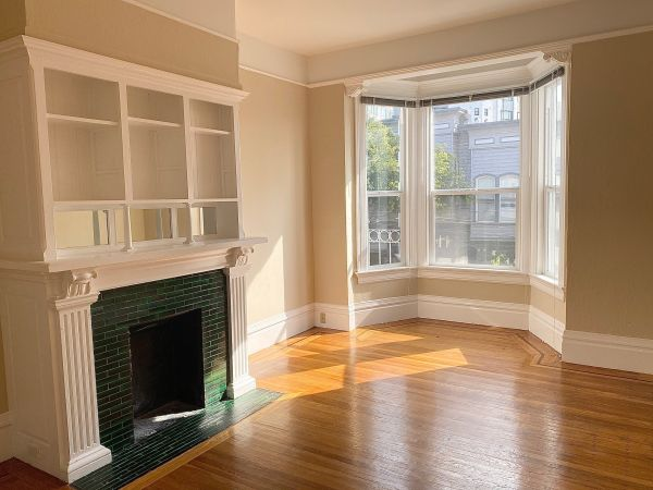 2127 Fillmore Street #2 - Bright & Charming One Bedroom Apartment