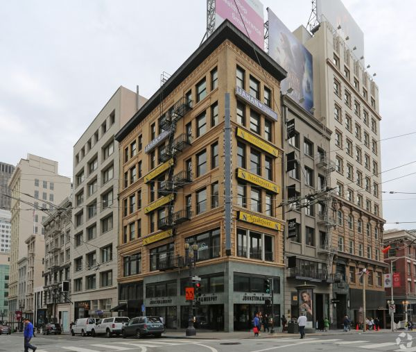 275 Post Street, 4th Floor - Full Floor Union Square Office