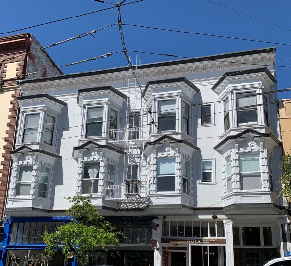 2127 Fillmore Street, #8 - Charming, Newly Renovated Studio Apartment